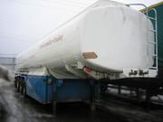 Полуприцеп-цистерна для перевозки ГСМ Schwarzmueller (Ге